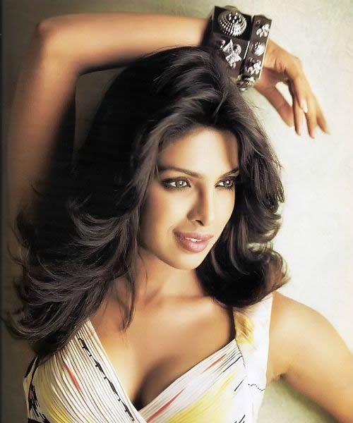 Priyanka Chopra Former Miss World Priyanka Chopra is NDTVs Brand Ambassador for a Greener Tomorrow