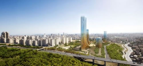 VARYAP Meridian Project in Istanbul 2 The 'greenest' development in Turkey coming up in Istanbul