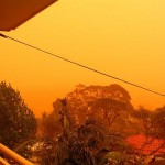 Sydney Red Dust Storm 6 150x150 Sydney Shrouded by Worst Dust Storms in 70 Years