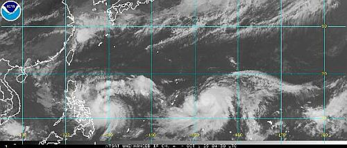 Super Typhoon Parma 2 Super Typhoon Parma to Strike the Philippines After Ketsana
