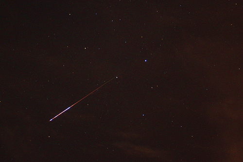 meteor Tips for Watching the Orionid Meteor Shower