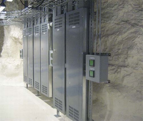 data center cave Pennsylvania Data Center Built Underground Uses Limestone for Cooling