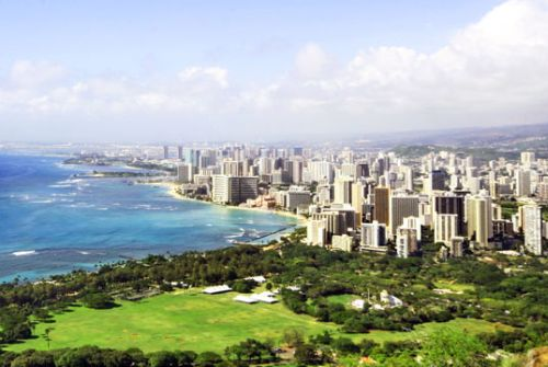 deep seawater air conditioning Project Aims to Cool Honolulu With Frigid Seawater