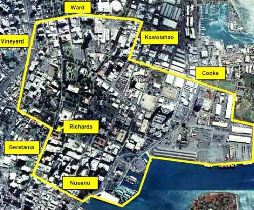 deep seawater air conditioning2 Project Aims to Cool Honolulu With Frigid Seawater