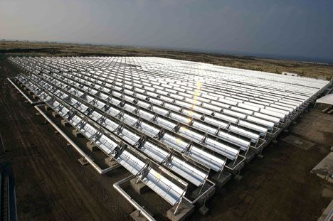 solar energy Solar Power Overcomes Biggest Hurdle, Produces Energy at Night
