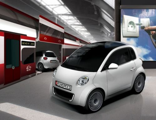 uc concept Rinspeed May Unveil Train Compatible UC? Concept at Geneva