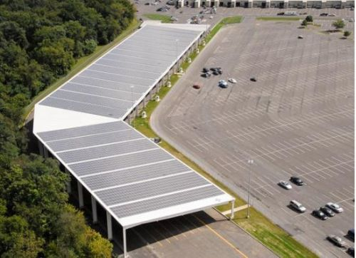 alpha energy solar carport
