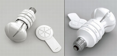 directional LED Controllable LED Bulbs Can Direct Your Light