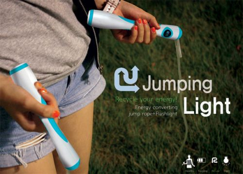 jumping light skipping rope1
