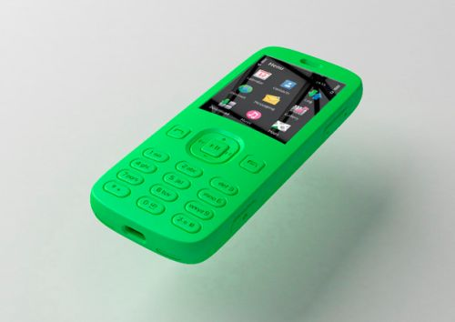 nokia five year phone concept