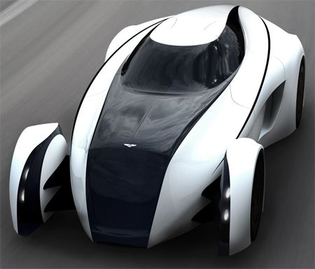 bentley aero ace speed vi concept4 Super Cars of the Future: Inspiring Future thinking in Car Design