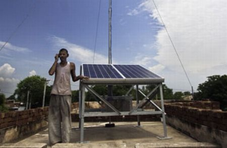 solar cellular networks Low Energy Cellular Network to Expand Reach