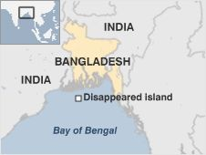 disappared island Nature Solves Territorial Dispute Between India and Bangladesh, an Island Disappears