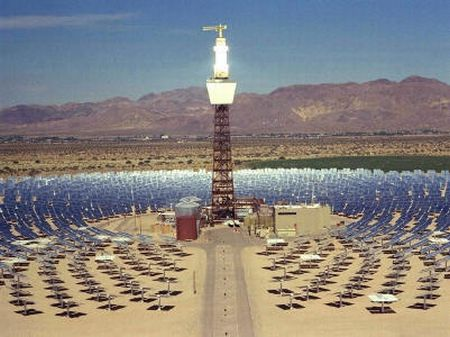 solar thermal Google Creates a Mirror to Halve Solar Energy Costs