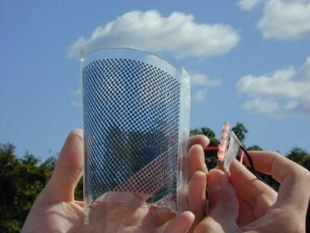Transparent Solar Panels Capture The Sun From All Directions