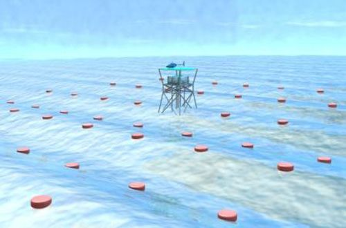 Surge Drive 1 Surge Drive leads the world in harnessing ocean wave energy