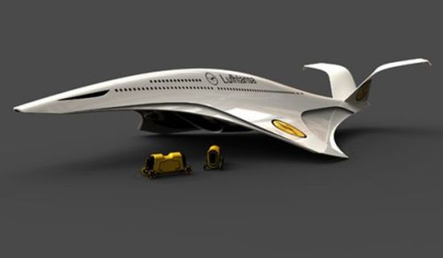 airline11 Futuristic hydrogen powered aircraft specializes in vertical take off