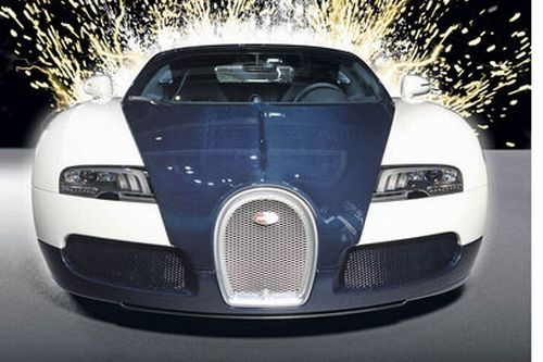 bugatti Bugatti builds 800 HP electric supercar prototype