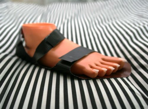 paperfeet Ultra weight Paper Feet, sustainable sandals cost next to nothing