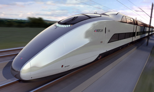 Mercury High Speed Train The Mercury To Offer Ultra Efficient Clean Travel Soon