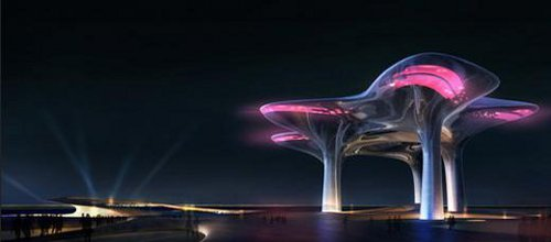 china Solar Powered Museum By MAD Architects Proposed For China