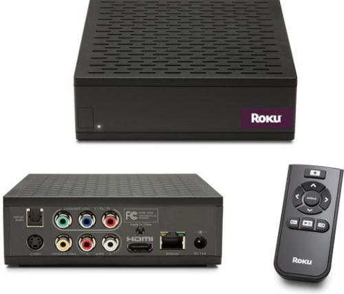 roku player hd Tune In To Green Entertainment With The Roku Box!