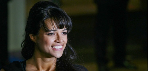 michelle Michelle Rodriguez is Sea Shepherd Celebrity Campaigner for Anti whaling org