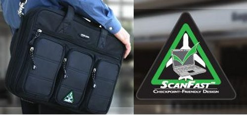 scanfast MobileEdge Intros Eco friendly ScanFast Laptop Cases Made Out Of Corn