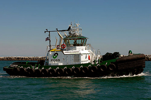 tugboatgreen Green Tugboats for Greener Seas