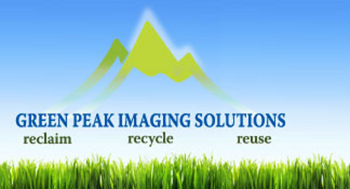 greenimaging Green Peak Eco Friendly Imaging Products Now Available Online