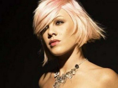 pink Adopt, Don't Shop: Pink Exhorts Fans on Puppy Mill Awareness Day