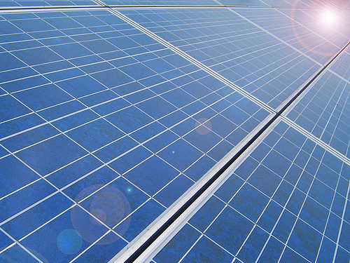 solar panels American Solar Industry Shows Incredible Growth