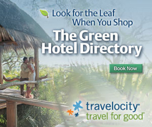 travelocity Las Vegas' Green Efforts Get Encouragement from Travelocity