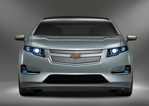 chevyvolt 2011 Chevy Volt is the Green Car of the Year