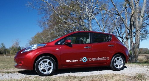 nissan leaf 2011's best EV? No Clear Winner Yet!