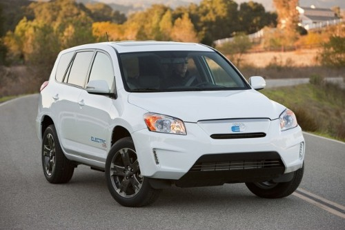 toyotaRAV Toyota Plans More Green Vehicles for the Future