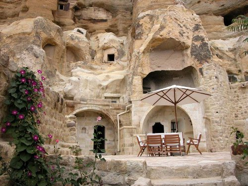 cave Cave Hotel in Turkey Promises Luxury in Ancient Settings