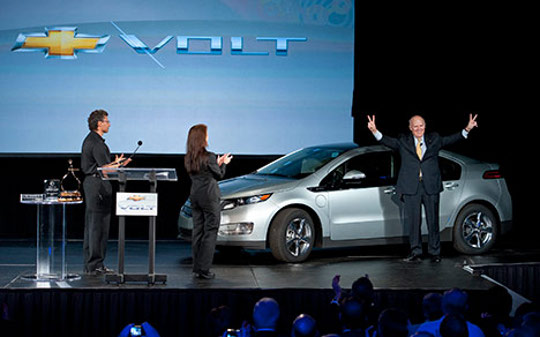 chevy volt General Motors to Hire 1,000 Engineers & Researchers to Expand Electric Project