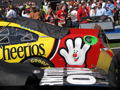 nascar NASCAR Racing Season Puts Ethanol in the Forefront