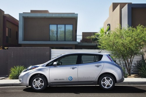 nissanleaf Nissan Leaf Prices for Canada Announced; Starts at $38,395