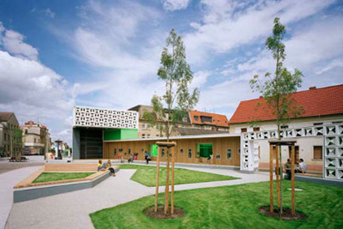openairlibrary Open Air Library in Germany Wins 2011 Brit Insurance Architecture Award