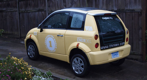 think city Think City Electric Car Costs $41,695