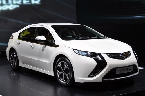 opel ampera GM Buick Plug In Hybrid in the Works?
