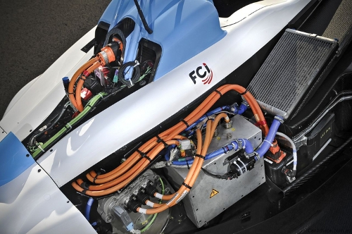 F1 2 Formulec EF01, Fastest All Electric Race Car, Set to Roar