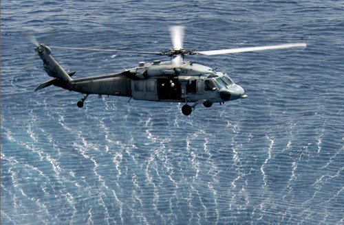 Solazyme MH 60S Seahawk Helicopter Uses 100% Algal Derived Jet Fuel