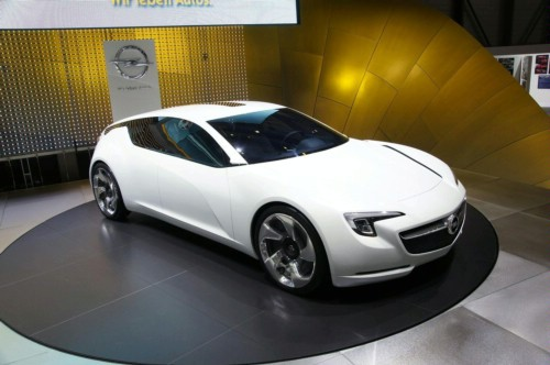 Opel planning a fuel cell flagship 2 Opel Fuel Cell Vehicle Gears Up for Post 2015 Debut