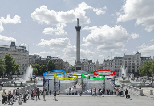 olymicdesign Green Designs for 2012 London Olympics Turn Winners
