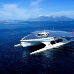PlanetSolar The World_s Largest Solar Powered Boat Docks in Hong Kong