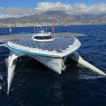 PlanetSolar The World s Largest Solar Powered Boat Docks in Hong Kong 4 150x150 PlanetSolar Turanor Solar Powered Boat Could Cut Down on Greenhouse Emissions [Image Gallery]