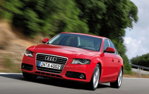 audia4 Audi A4 plug in hybrid in the Works; May Arrive by 2014